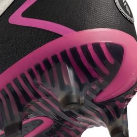 Buty piłkarskie Nike Phantom Gt Elite Fg CK8439 006 czarne czarne 7