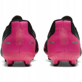 Buty piłkarskie Nike Phantom Gt Academy FG/MG Junior CK8476 006 czarne czarne 4