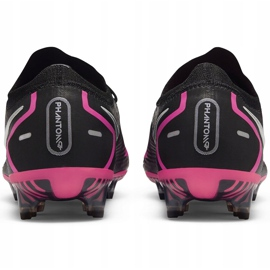 Buty piłkarskie Nike Phantom Gt Elite Fg CK8439 006 czarne czarne 5