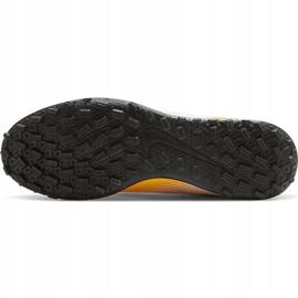 Buty piłkarskie Nike Mercurial Vapor 13 Club Tf AT7999 801 pomarańczowe pomarańczowe 8