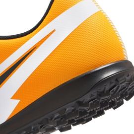 Buty piłkarskie Nike Mercurial Vapor 13 Club Tf AT7999 801 pomarańczowe pomarańczowe 6