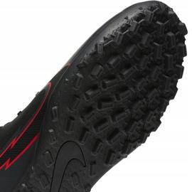 Buty piłkarskie Nike Mercurial Superfly 7 Club Tf AT7980 060 czarne czarne 7