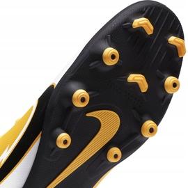 Buty piłkarskie Nike Mercurial Superfly 7 Club FG/MG AT7949 801 pomarańczowe żółte 6