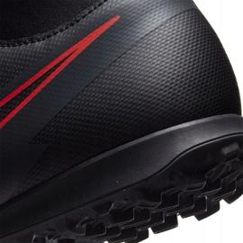 Buty piłkarskie Nike Mercurial Superfly 7 Club Tf AT7980 060 czarne czarne 6