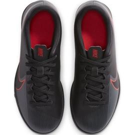Buty piłkarskie Nike Mercurial Vapor 13 Club Tf Junior AT8177 060 czarne czarne 1