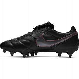 Buty piłkarskie Nike Premier Ii SG-PRO Ac 921397 061 czarne czarne 1