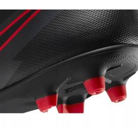 Buty piłkarskie Nike Mercurial Superfly 7 Club FG/MG AT7949 060 czarne czarny,czerwony 6