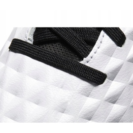 Buty piłkarskie Nike Tiempo Legend 8 Academy Tf AT6100 104 niebieskie białe 4