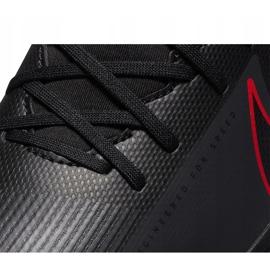 Buty piłkarskie Nike Mercurial Superfly 7 Club Tf Junior AT8156 060 czarne czarne 5