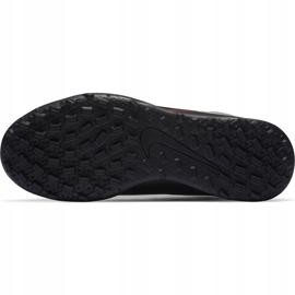 Buty piłkarskie Nike Mercurial Superfly 7 Club Tf Junior AT8156 060 czarne czarne 8