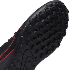 Buty piłkarskie Nike Mercurial Superfly 7 Club Tf Junior AT8156 060 czarne czarne 7