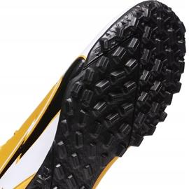 Buty piłkarskie Nike Mercurial Vapor 13 Academy Tf AT7996 801 pomarańczowe pomarańczowe 5