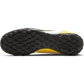 Buty piłkarskie Nike Mercurial Superfly 7 Academy Tf AT7978 801 pomarańczowe pomarańczowe 8
