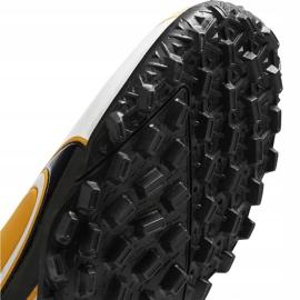 Buty piłkarskie Nike Mercurial Superfly 7 Academy Tf AT7978 801 pomarańczowe pomarańczowe 7