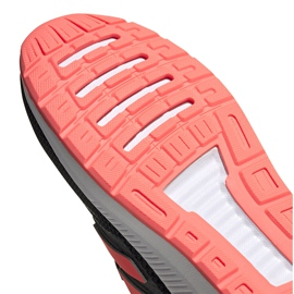 Buty dla dzieci adidas Runfalcon C czarne FW5138 5