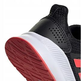 Buty dla dzieci adidas Runfalcon C czarne FW5138 4