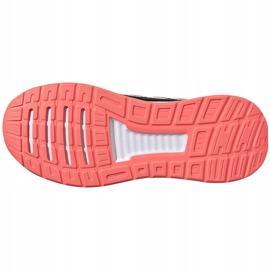 Buty dla dzieci adidas Runfalcon C czarne FW5138 6