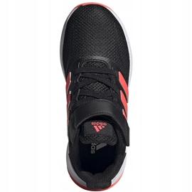Buty dla dzieci adidas Runfalcon C czarne FW5138 1