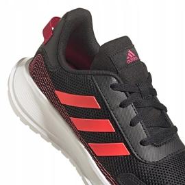 Buty dla dzieci adidas Tensaur Run K czarne FV9445 3
