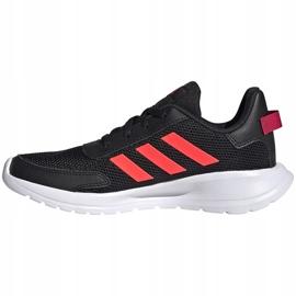 Buty dla dzieci adidas Tensaur Run K czarne FV9445 2