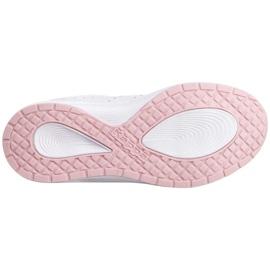 Buty dla dzieci Kappa Loretto K biało-różowe 260791K 1022 białe 5