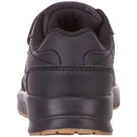 Buty dla dzieci Kappa Base K czarne 260707K 1111 4