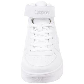 Buty Kappa Bash Mid białe 242610 1014 4