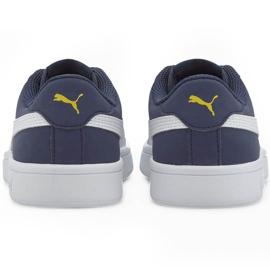Buty dla dzieci Puma Smash v2 Buck granatowe 365182 22 4