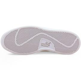 Buty dla dzieci Puma Smash v2 L Jr różowe 365170 24 5