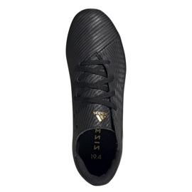 Buty piłkarskie adidas Nemeziz 19.4 FxG Junior EG3175 czarne czarne 1