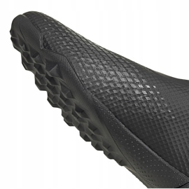 Buty piłkarskie adidas Predator 20.3 Ll Tf czarne EF1652 4
