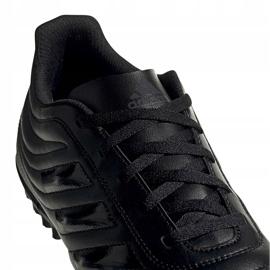 Buty piłkarskie adidas Copa 20.4 Tf G28522 czarne czarne 4