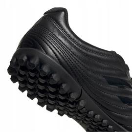 Buty piłkarskie adidas Copa 20.4 Tf G28522 czarne czarne 5