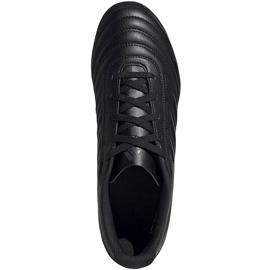 Buty piłkarskie adidas Copa 20.4 Tf G28522 czarne czarne 1