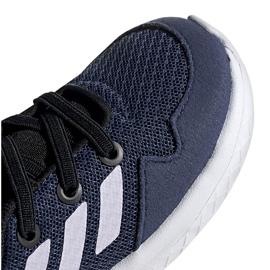 Buty dla dzieci adidas Archivo K granatowe EH0542 3