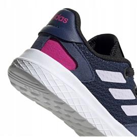 Buty dla dzieci adidas Archivo K granatowe EH0542 4