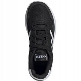 Buty dla dzieci adidas Archivo K czarne EF0532 1