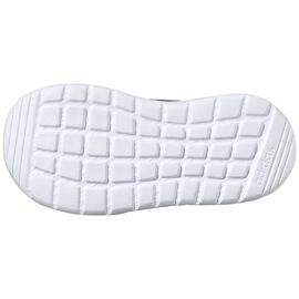 Buty dla dzieci adidas Archivo K szare EG3978 białe zielone 5