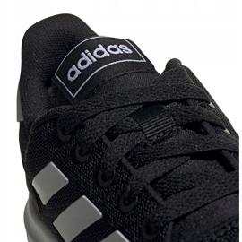 Buty dla dzieci adidas Archivo K czarne EF0532 4