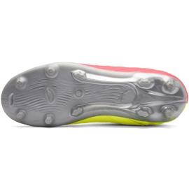 Buty piłkarskie dla dzieci Puma One 20.3 Osg Fg Ag 105972 01 czerwone 5