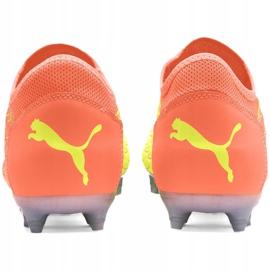 Buty piłkarskie Puma Future 5.4 Osg Fg Ag 105941 01 pomarańczowe pomarańczowe 5