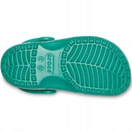 Crocs dla dzieci Classic Sport Ball Clog Ps zielone 206417 3TJ 5