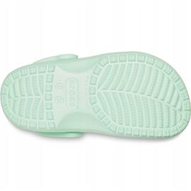 Crocs dla dzieci Classic Butterfly Charm Clg Ps zielone 206179 3TI 4