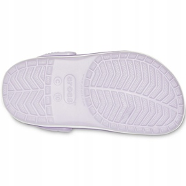 Crocs dla dzieci Crocband Clog K fioletowe 204537 5P8 5
