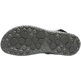 Sandały męskie 4F szare H4L20 SAM001 25S 2