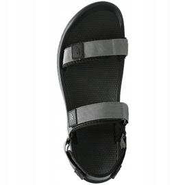 Sandały męskie 4F szare H4L20 SAM001 25S 1