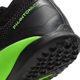 Buty piłkarskie Nike Phantom Vsn 2 Academy Df Tf Junior CD4078 306 zielone wielokolorowe 6