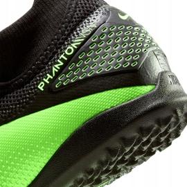 Buty piłkarskie Nike React Phantom Vsn 2 Pro Df Tf CD4174 036 zielone wielokolorowe 6