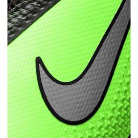 Buty piłkarskie Nike React Phantom Vsn 2 Pro Df Tf CD4174 036 zielone wielokolorowe 5