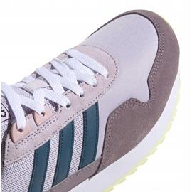 Buty damskie adidas 8K 2020 fioletowo-niebieskie EH1439 fioletowe 4